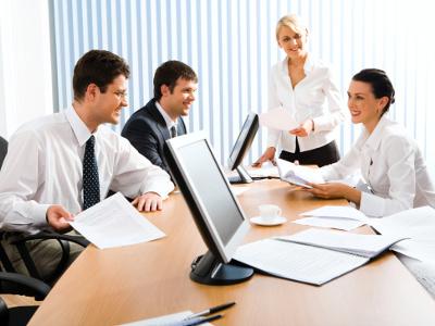 komunikacja w firmie, Komunikacja w firmie