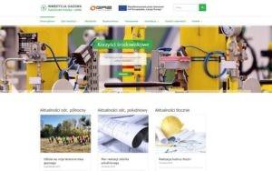 strona internetowa inwestycji, Strona internetowa inwestycji GAZ-SYSTEM